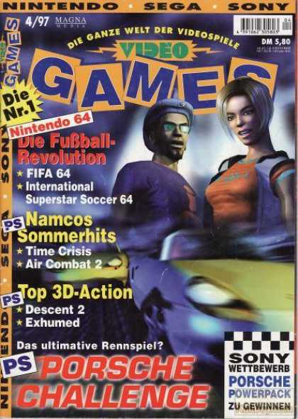 Video Games - 4/1997