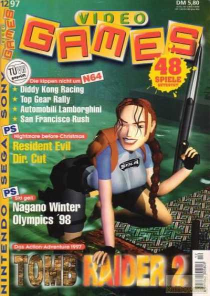 Video Games - 12/1997