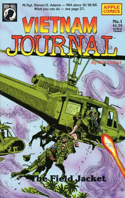 Vietnam Journal 1