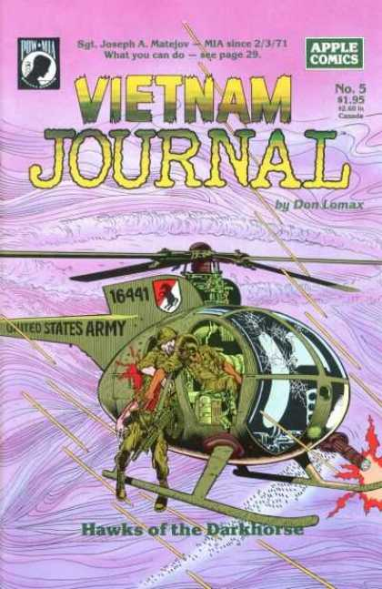 Vietnam Journal 5