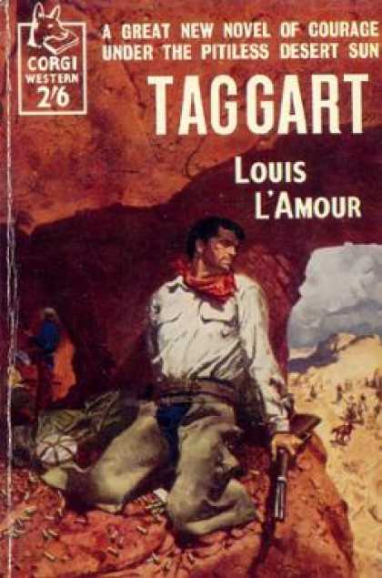 Vintage Books - Taggart - Louis L'Amour