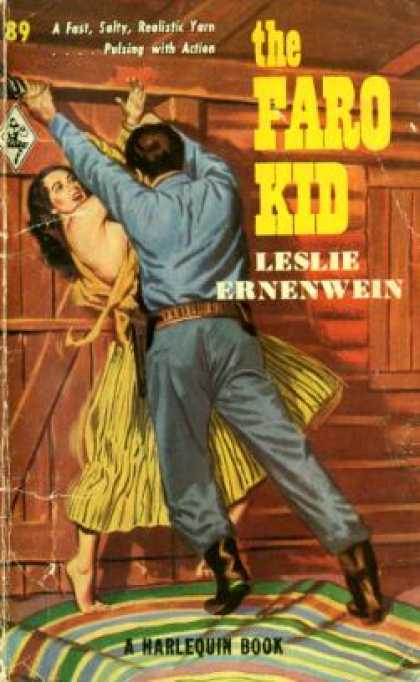 Vintage Books - The Faro Kid