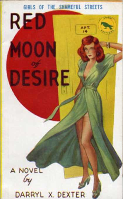 Vintage Books - Red Moon of Desire