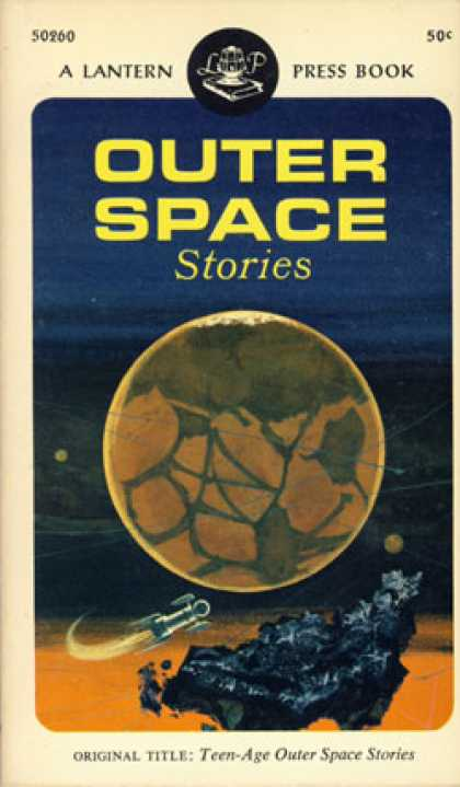 Vintage Books - Outer Space Stories - A. L. Furman
