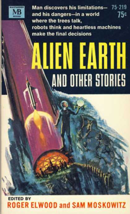 Vintage Books - Alien Earth and Other Stories