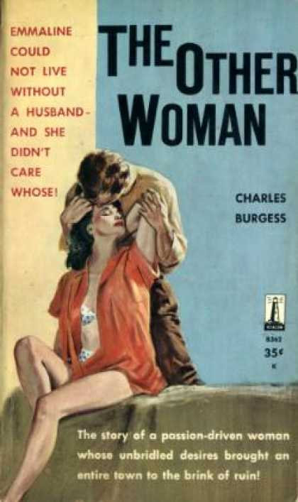 Vintage Books - The Other Woman - Charles Burgess