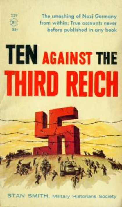 Vintage Books - Ten Against the Third Reich - Stanley E Smith