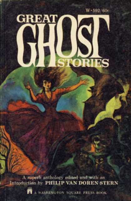 Vintage Books - Great Ghost Stories - Great Stories of Haunting and Horror
