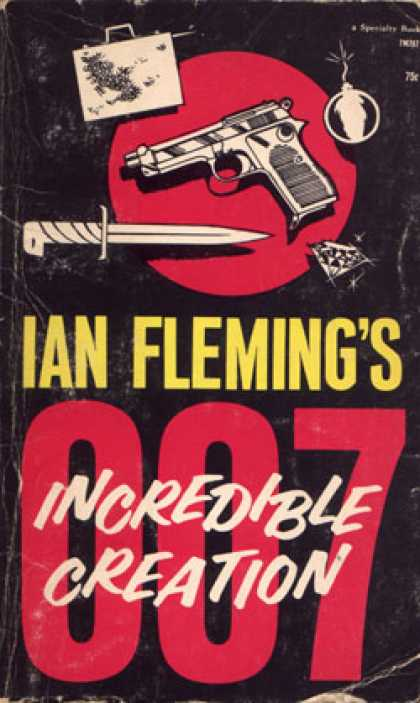 Vintage Books - Ian Fleming's Incredible Creation