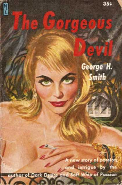Vintage Books - The Gorgeous Devil - George H. Smith
