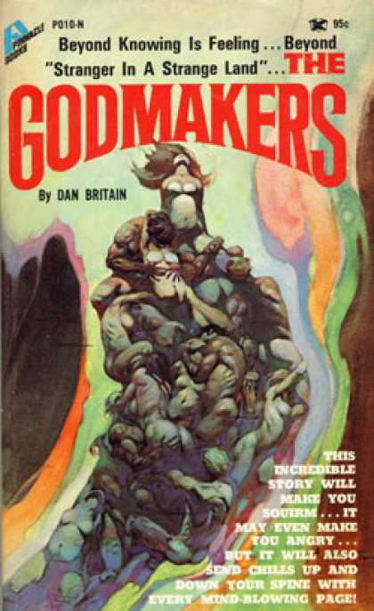 Vintage Books - The Godmakers - Dan Britain