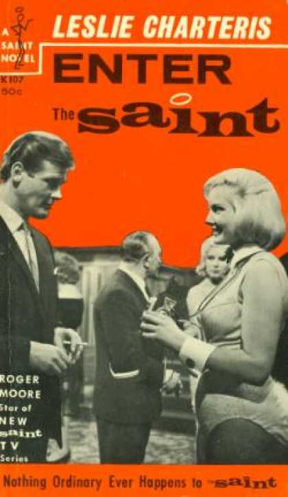 Vintage Books - Enter the Saint