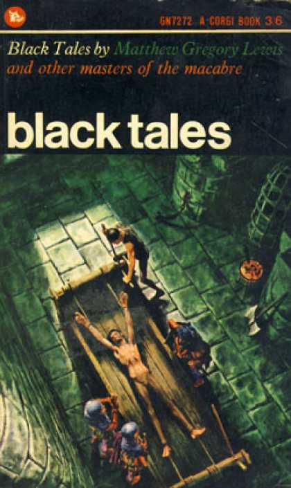 Vintage Books - Black Tales - Anonymous