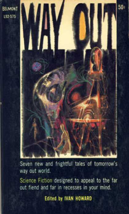 Vintage Books - Way Out: Ennui; Knowledge Is Power; Snail's Pace; X for Expendable; Blood Lands;