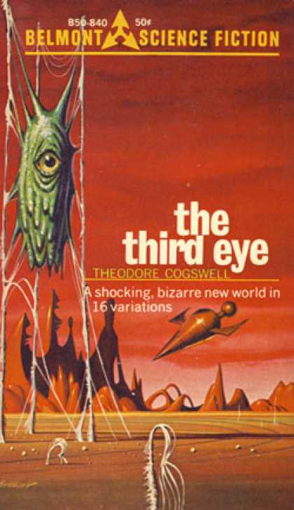 Vintage Books - The Third Eye - Theodore Cogswell