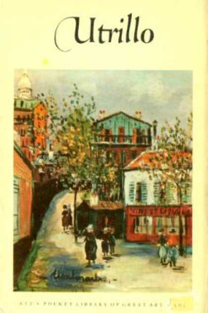 Vintage Books - Utrillo