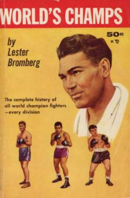 Vintage Books - World's Champs - Lester Bromberg