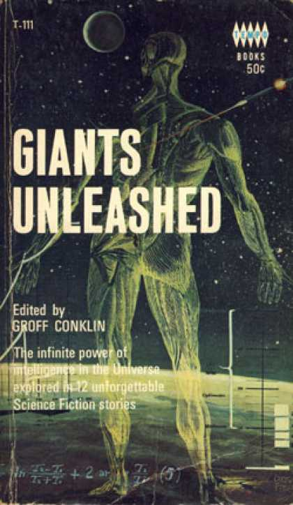 Vintage Books - Giants Unleashed: 12 Unforgettable Science Fiction Stories