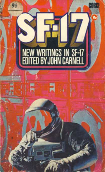 Vintage Books - New Writings In Science Fiction