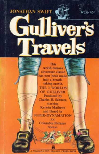 Vintage Books - Gulliver's Travels