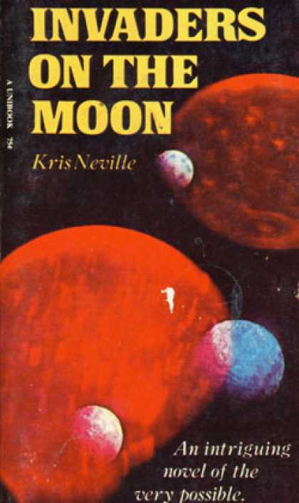 Vintage Books - Invaders On the Moon