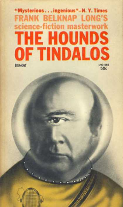 Vintage Books - The Hounds of Tindalos - Frank Belknap Long