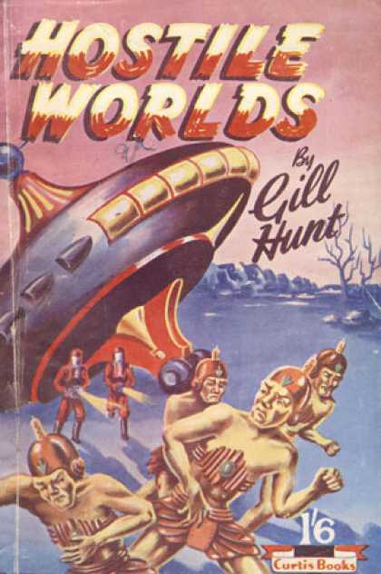 Vintage Books - Hostile Worlds