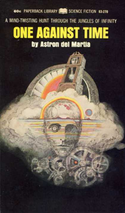 Vintage Books - One Against Time - Astron Del Martia