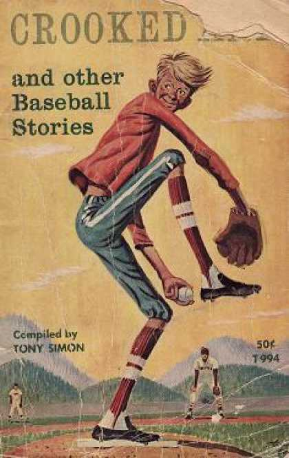 Vintage Books - Crooked Arm and Other Baseball Stories.