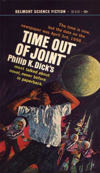 Vintage Books - Time Out of Joint - Philip K. Dick