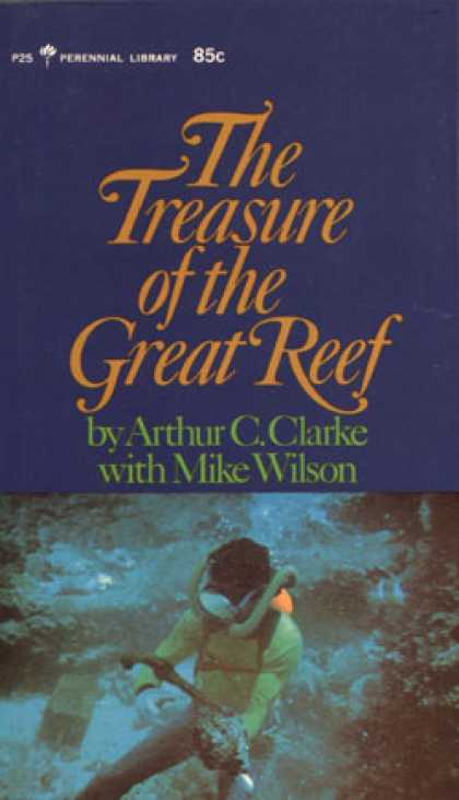 Vintage Books - The Treasure of the Great Reef