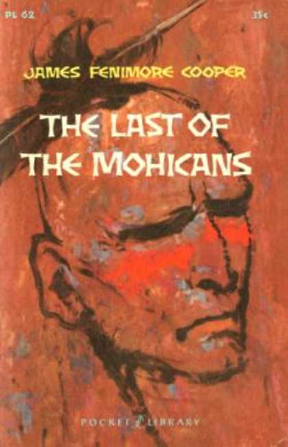 Vintage Books - The Last of the Mohicans
