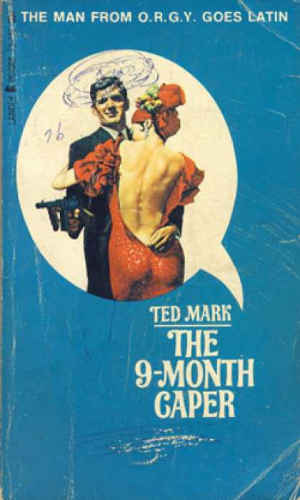 Vintage Books - The 9-Month Capter - Ted Mark