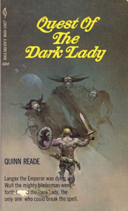 Vintage Books - Quest of the Dark Lady