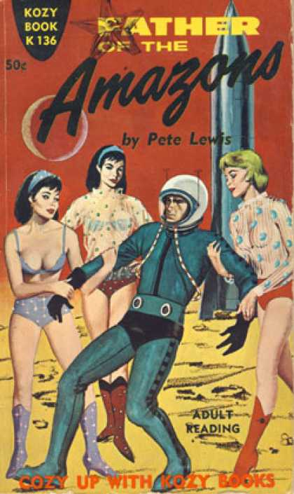 Vintage Books - Father of the Amazons