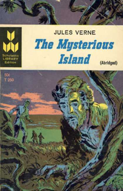 Vintage Books - The Mysyerious Island - Jules Verne
