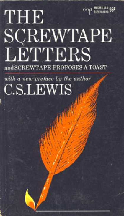 Vintage Books - The Screwtape Letters ; With, Screwtape Proposes a Toast