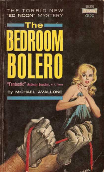 Vintage Books - The Bedroom Bolero