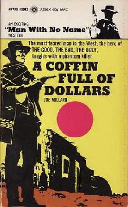 Vintage Books - A Coffin Full of Dollars