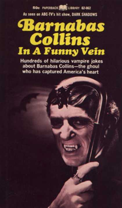 Vintage Books - Barnabas Collins In a Funny Vein