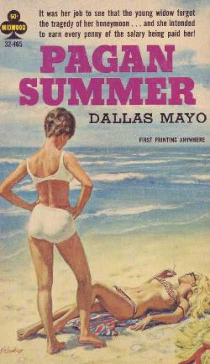 Vintage Books - Pagan Summer: An Original Novel - Dallas Mayo