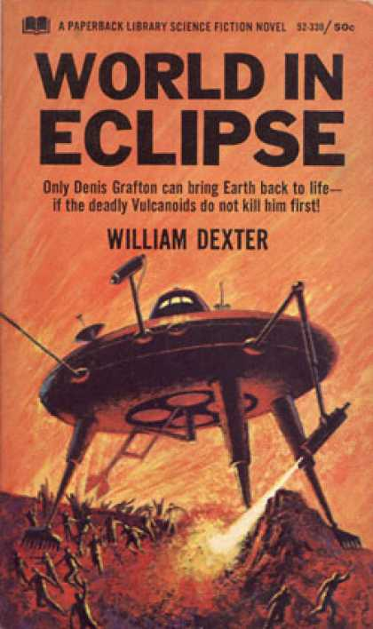 Vintage Books - World In Eclipse - William Dexter