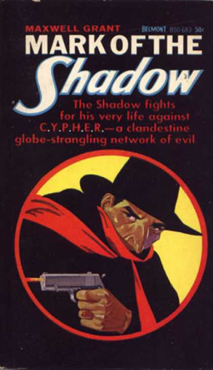 Vintage Books - Mark of the Shadow