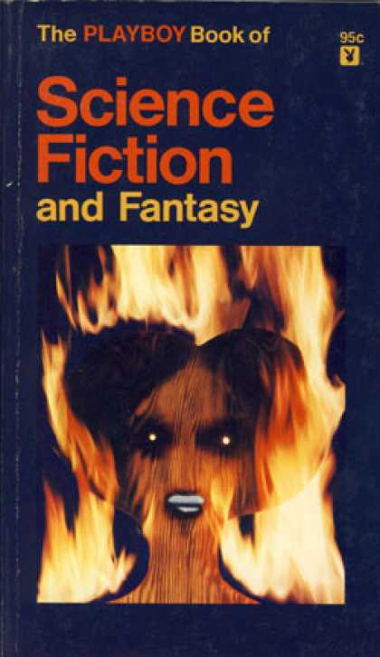 Vintage Books - The Playboy Book of Science Fiction and Fantasy