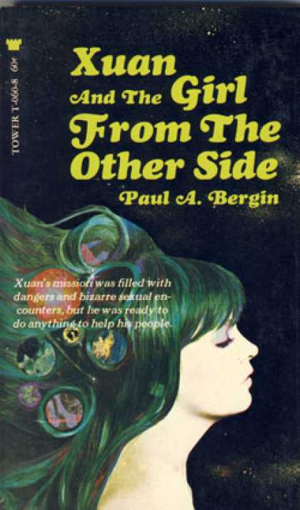 Vintage Books - Xuan and the Girl From the Other Side