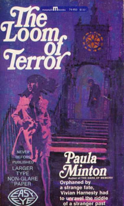 Vintage Books - Loom of Terror, the - Paula Minton