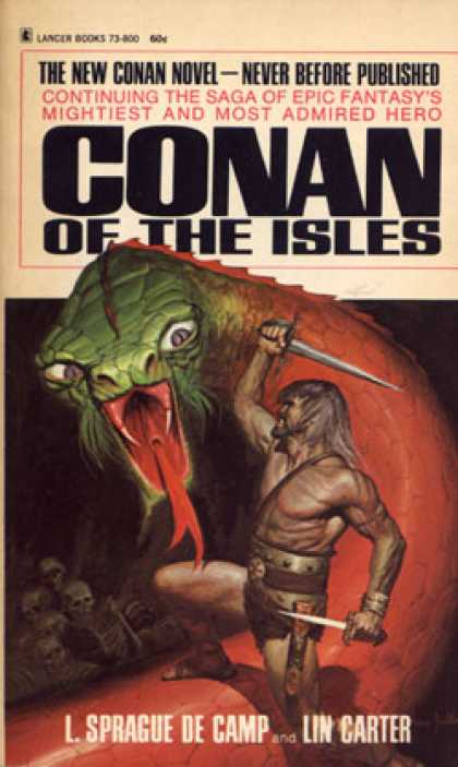 Vintage Books - Conan of the Isles 12
