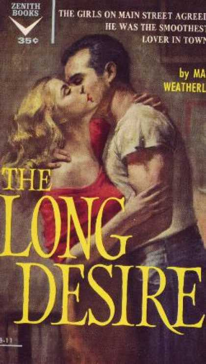 Vintage Books - The Long Desire - Max Weatherly