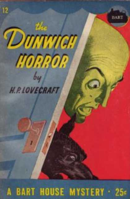 Vintage Books - The Dunwich Horror - H. P. Lovecraft