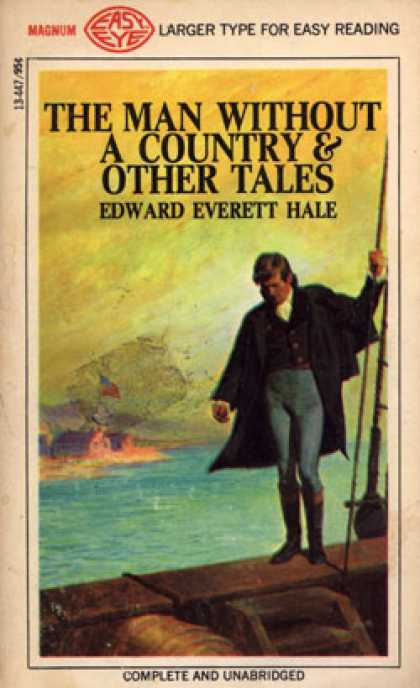 Vintage Books - The Man Without a Country & Other Tales - Edward Everett Hale